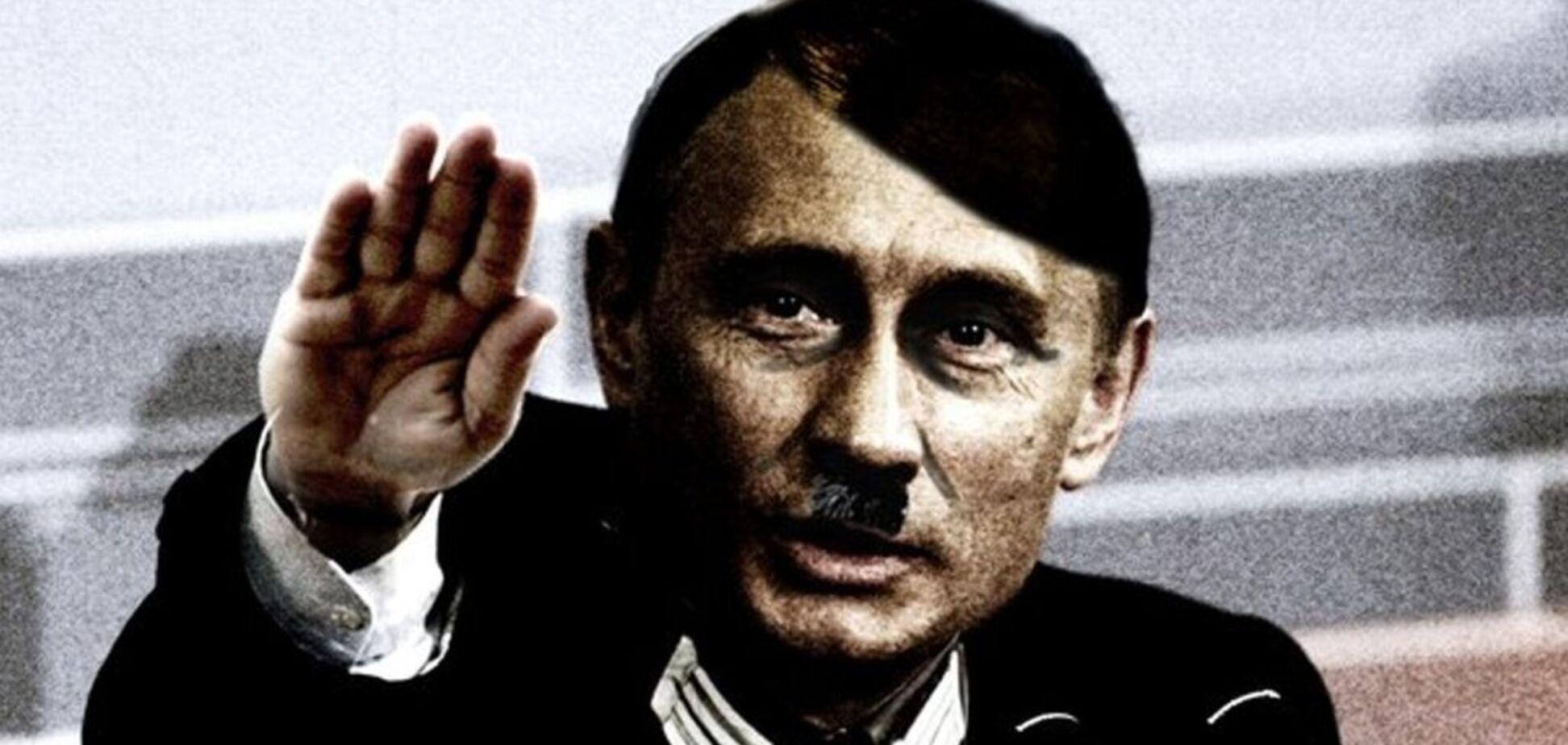 ''Путін закінчить, як Гітлер'': Росії пообіцяли парад ЗСУ в Москві