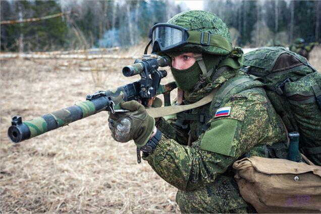 На Донбас прибули снайпери з Росії