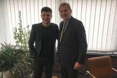 'Вражаюча перемога': Зеленський провів зустріч із єврокомісаром