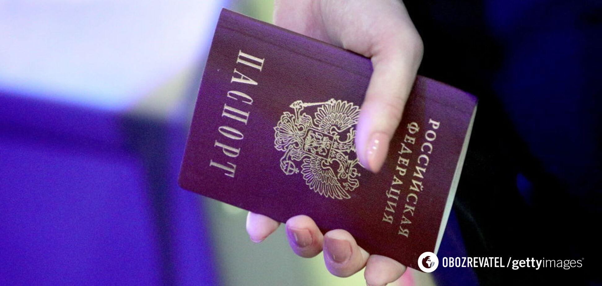 Получат не все? Вскрылась правда о раздаче паспортов России для 'Л/ДНР'