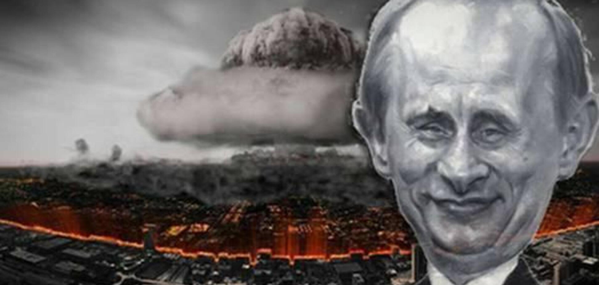Путін готовий натиснути на червону кнопку і застосувати ядерну зброю — Бєлковський