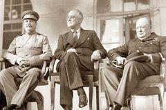Сталин бы проиграл войну без американцев