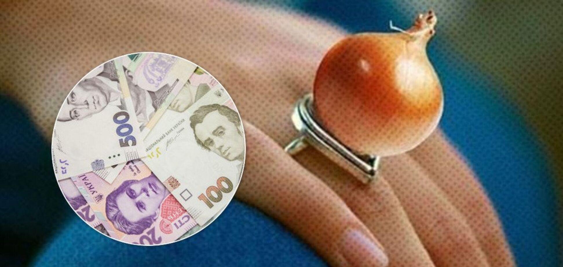 Луковый ажиотаж в Украине: почему цены побили все рекорды и когда ждать падения