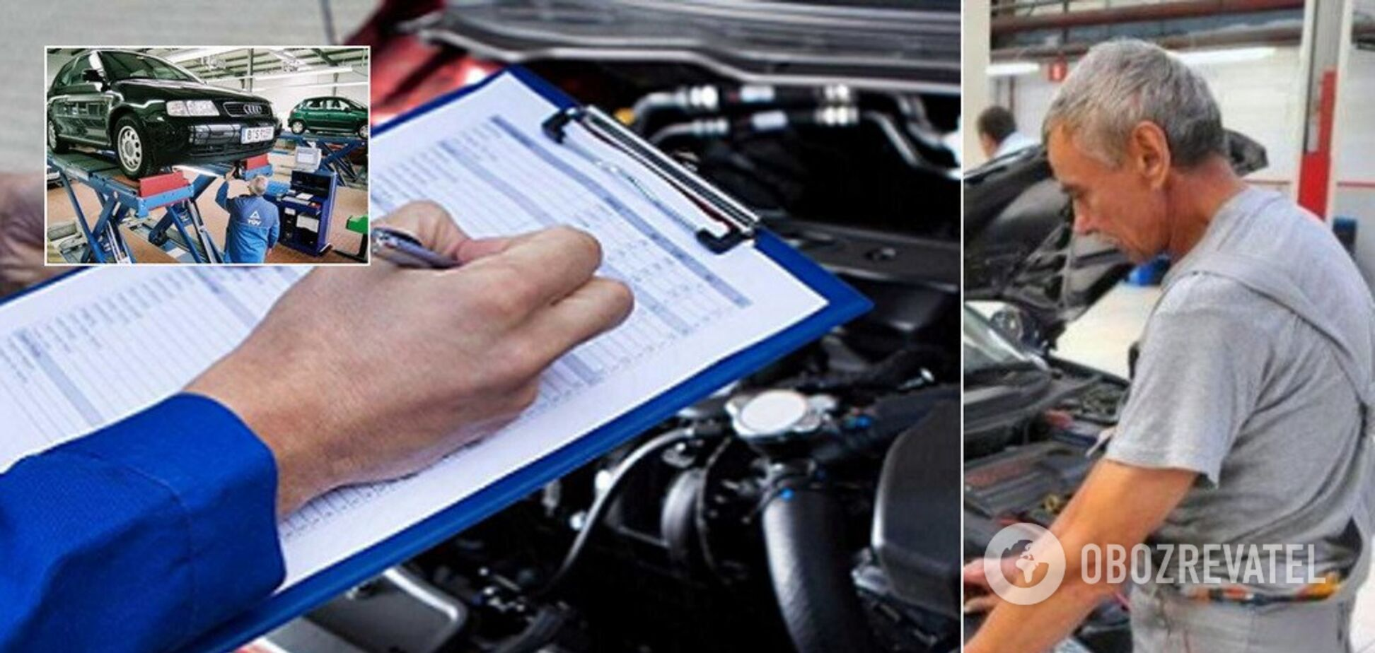 Зміни з техоглядом і нові штрафи: в Україні змінять правила для водіїв