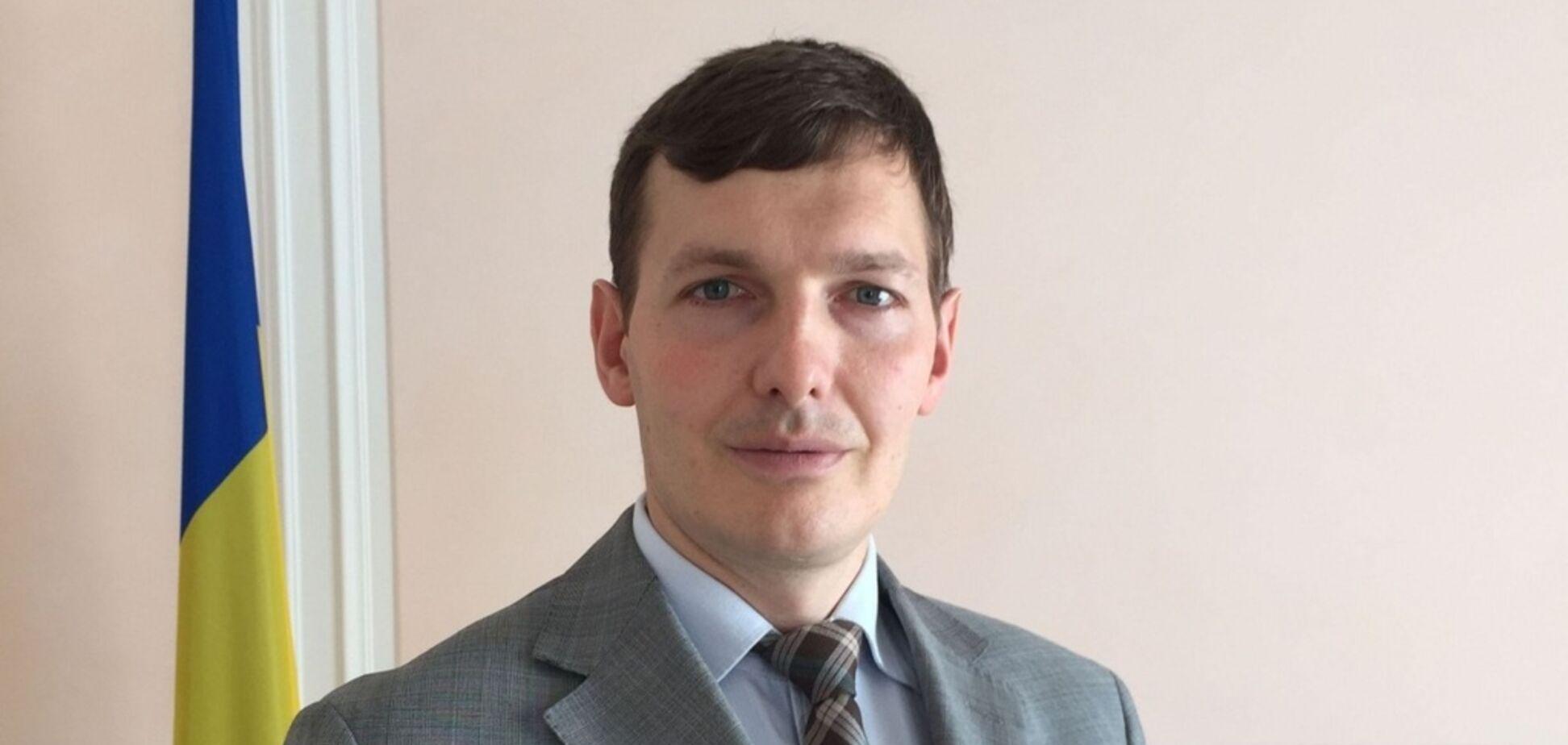 Луценко уволил с должности скандального зама