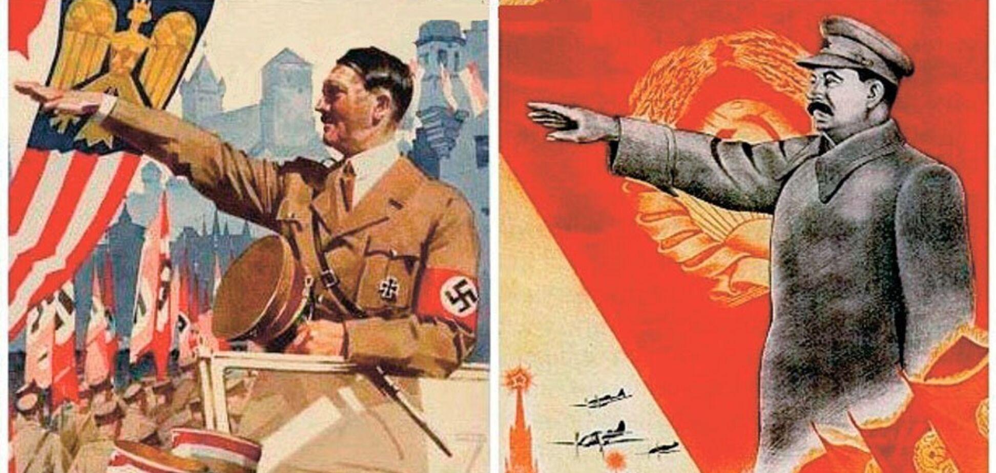 ''Гитлер и Сталин были союзниками'': историк развенчал главные мифы о Дне Победы