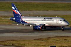 В 'Шереметьево' случилось третье ЧП за день с  Superjet 100