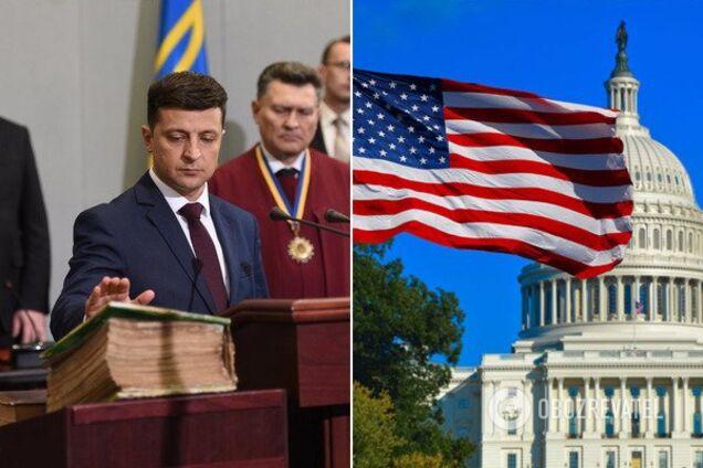 """Інавгурацію Зеленського відвідає делегація """"вищого рівня"""" зі США"""