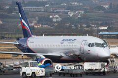 В России произошло новое ЧП с самолетом SSJ: первые подробности