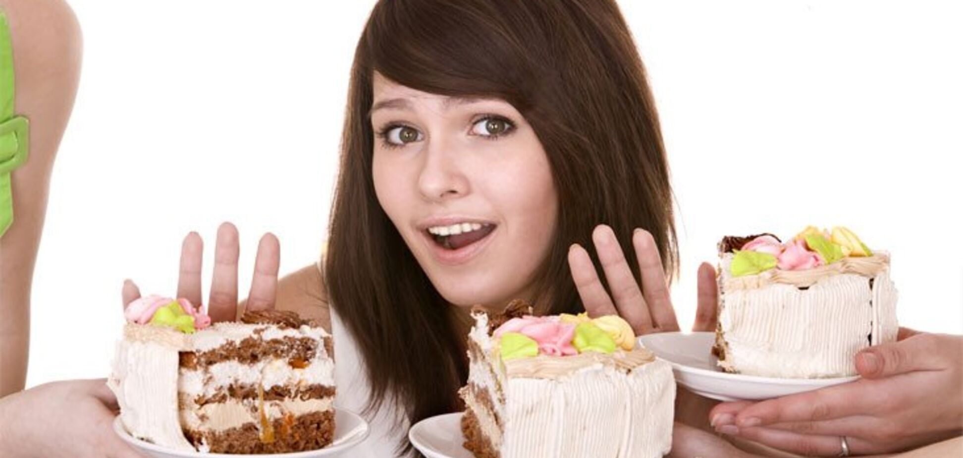 Как отказаться от сладкого и жирного: советы