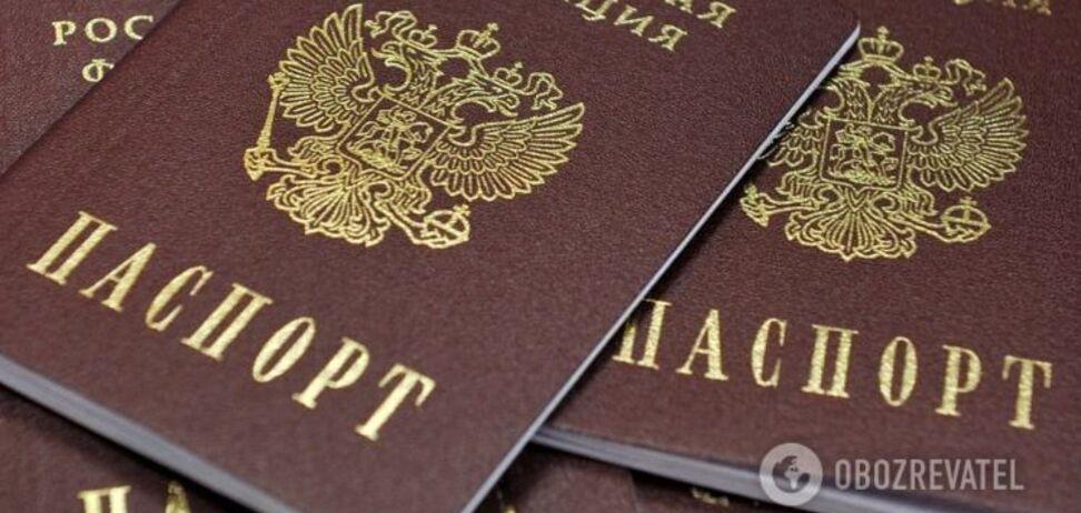 Паспорти Росії на Донбасі: Кабмін пояснив, як визначатиме зрадників