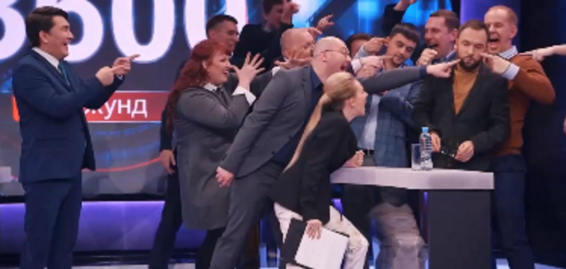'Подносим хрен к носу': в России поглумились над топ-пропагандистами Путина Скабеевой и Поповым