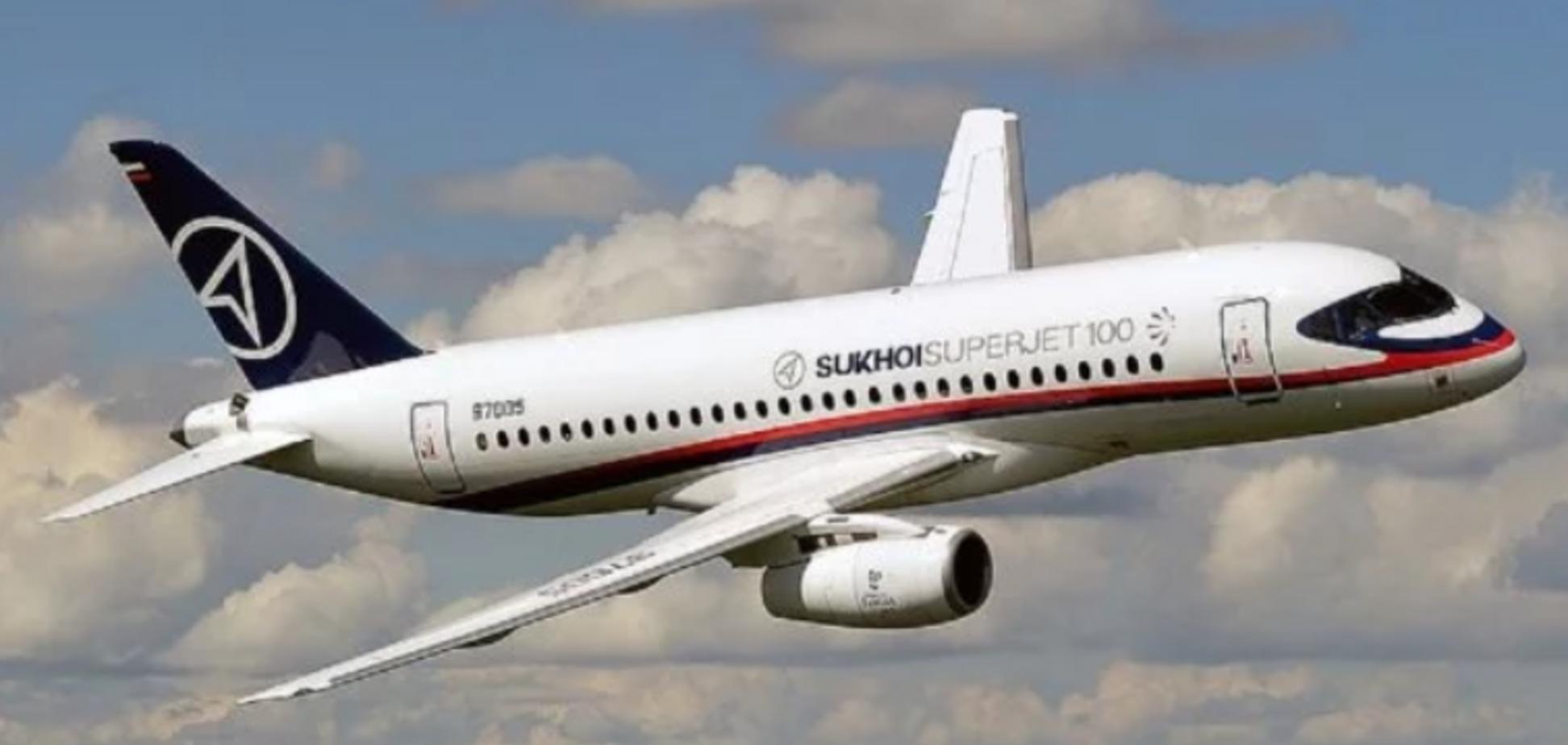 Еще один SSJ-100 не смог взлететь из Шереметьево