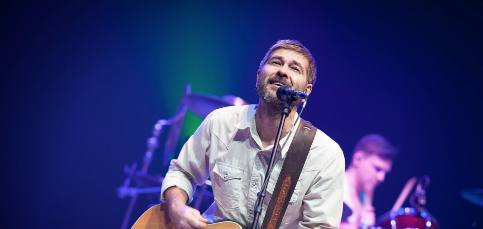 Александр Васильев, фронтмен группы 'Сплин'