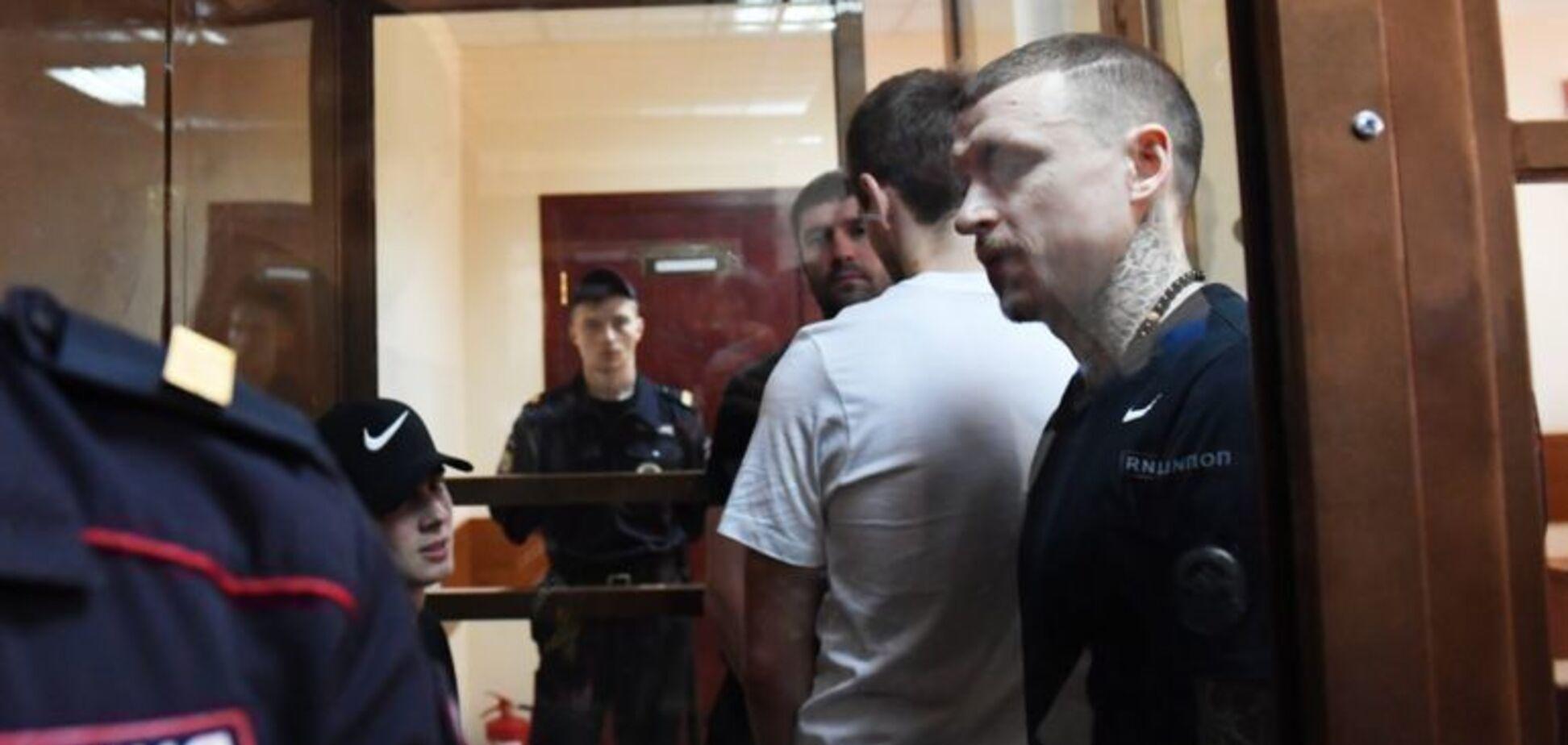 Суд виніс вирок російським футболістам Кокоріну та Мамаєву