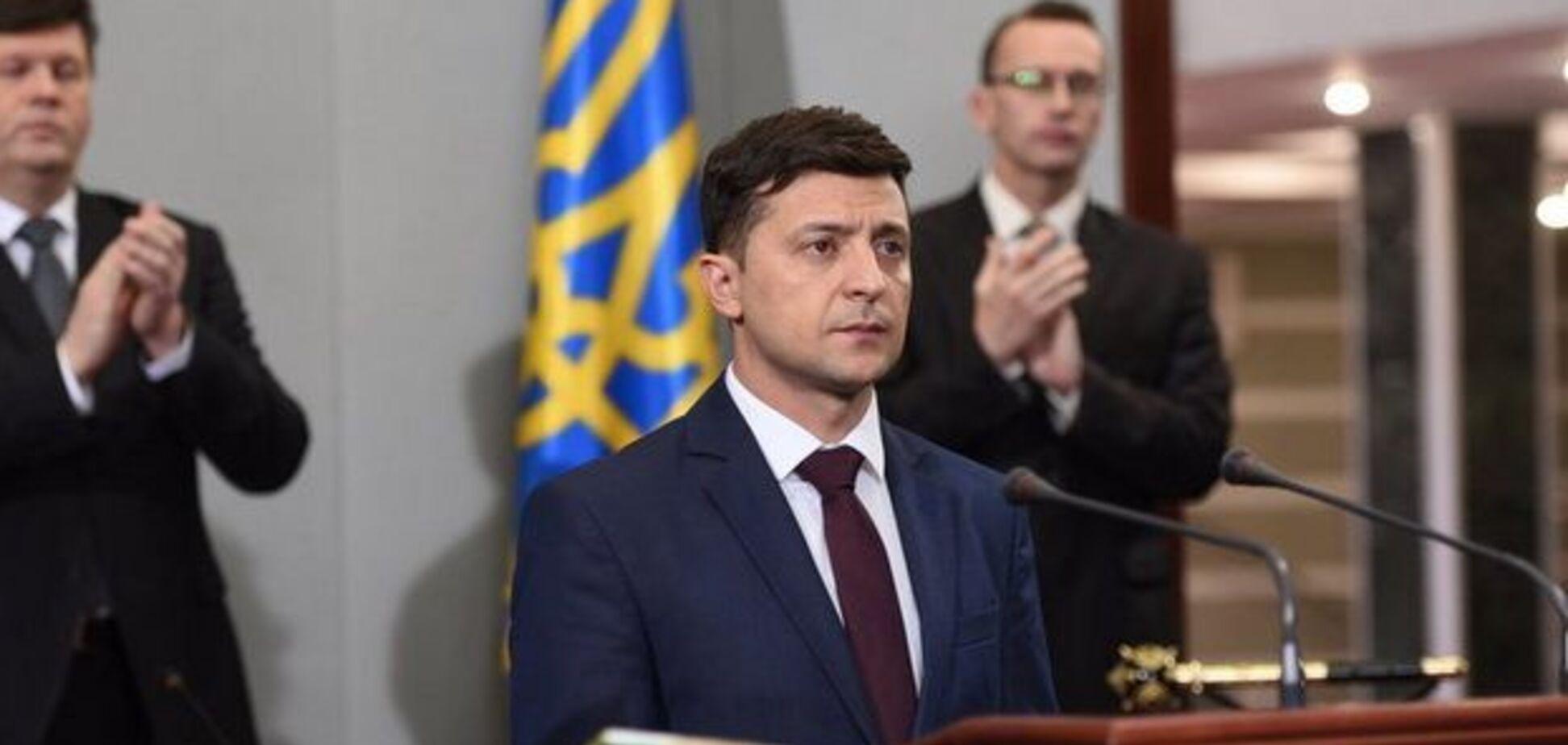 Инаугурация с ''фишечкой'': юрист рассказал, чего ждать от Зеленского