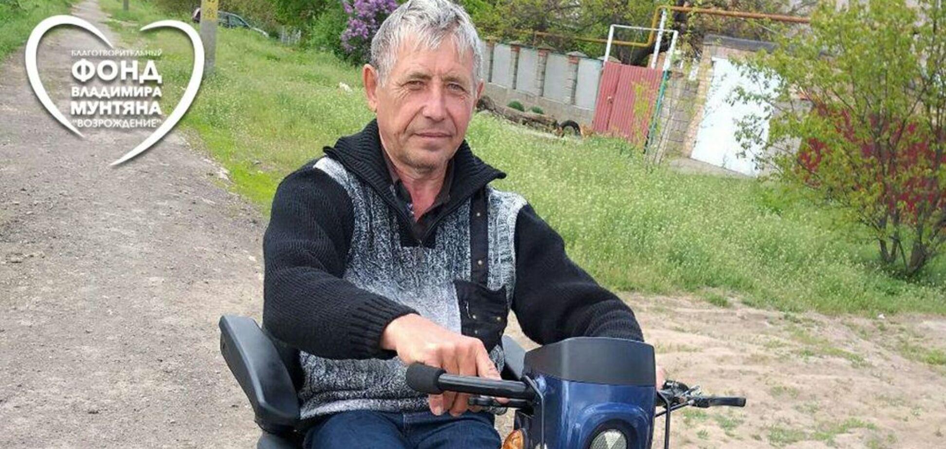 Фонд 'Возрождение' Владимира Мунтян продолжает помогать людям