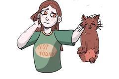 Чи присипати кішку свекрухи, якщо ви вагітні?