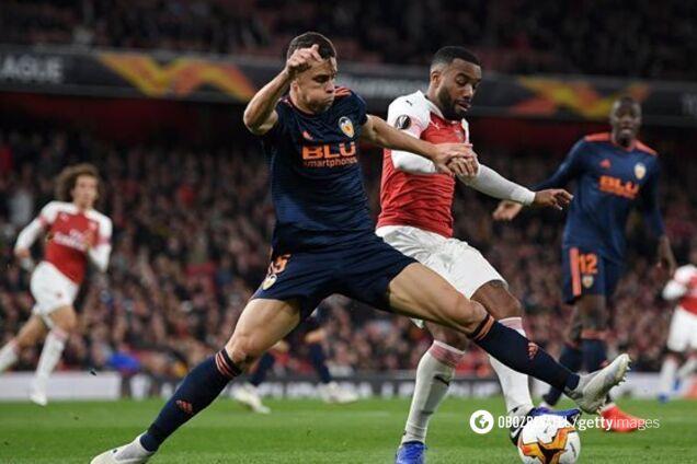 Арсенал – Валенсия