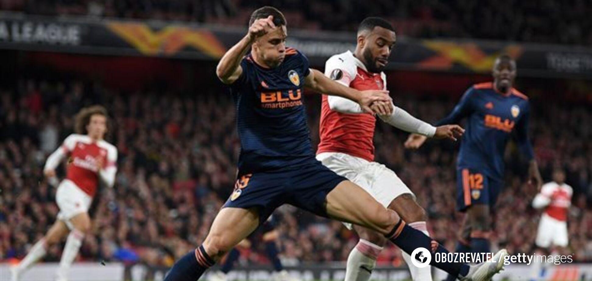 Где смотреть онлайн Валенсия – Арсенал: расписание трансляций полуфинала Лиги Европы