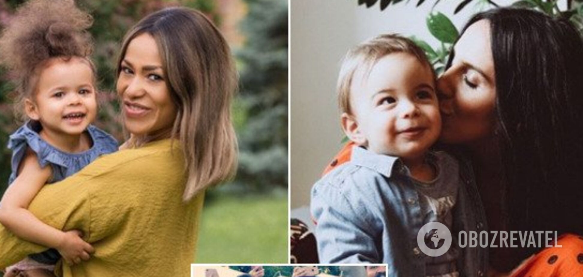 День защиты детей: украинские звезды показали трогательные фото