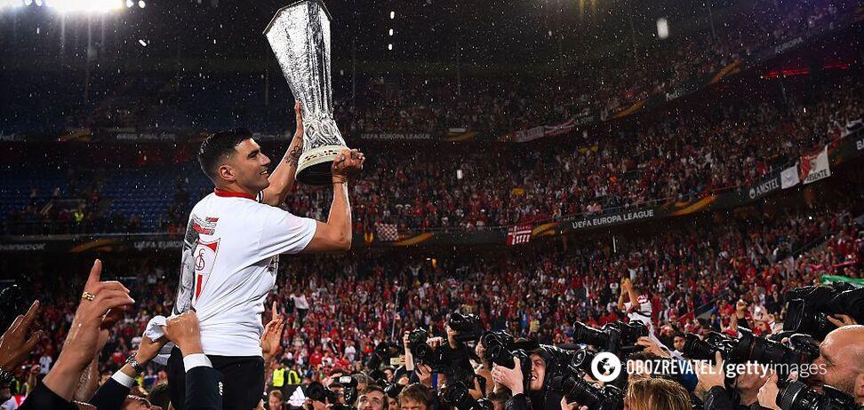 В ДТП погиб уникальный футболист сборной Испании