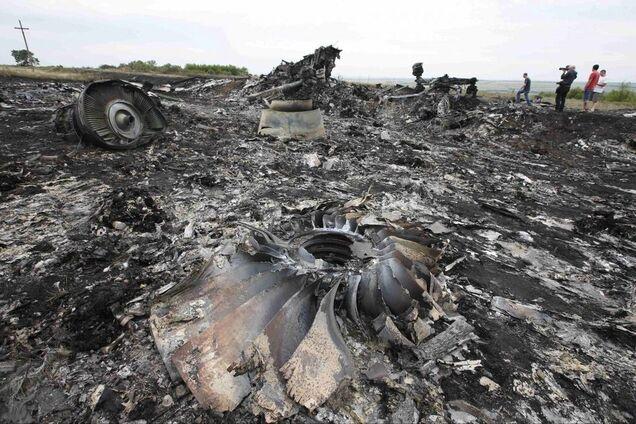 Крушение МН17 на Донбассе