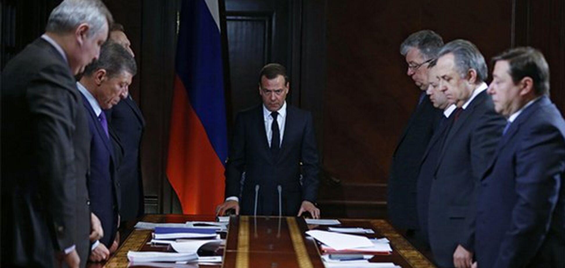 Россияне имеют законное право на 'свержение правительства'?