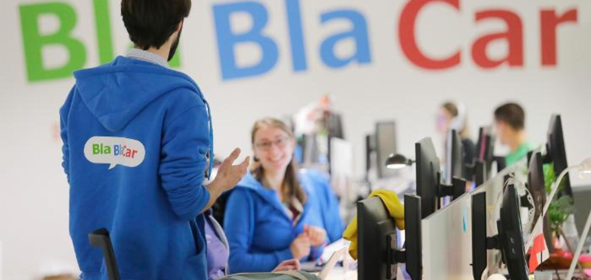 В Україні BlaBlaCar може стати платним до кінця року