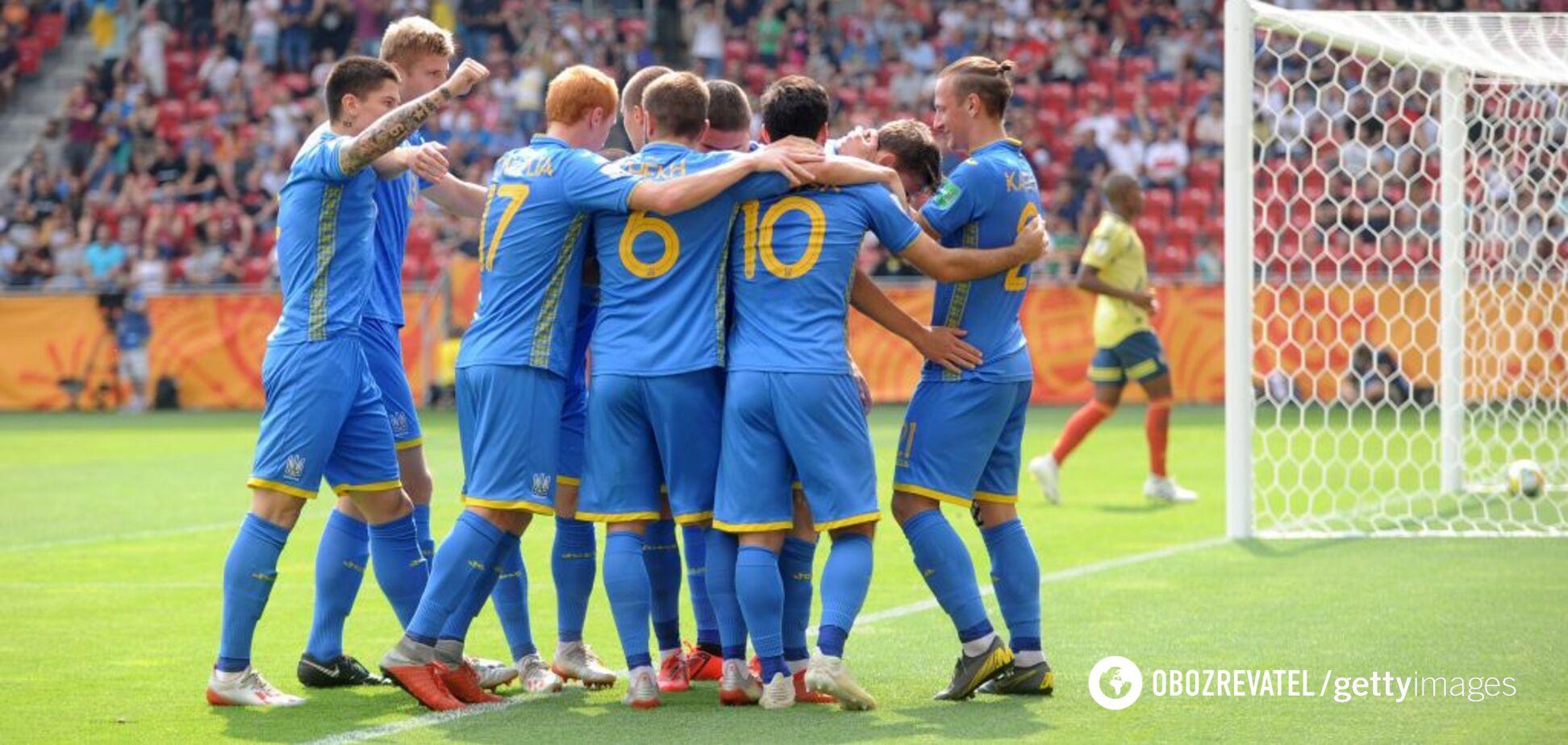 'Герои!' Ярмоленко восхитился сборной Украины U-20