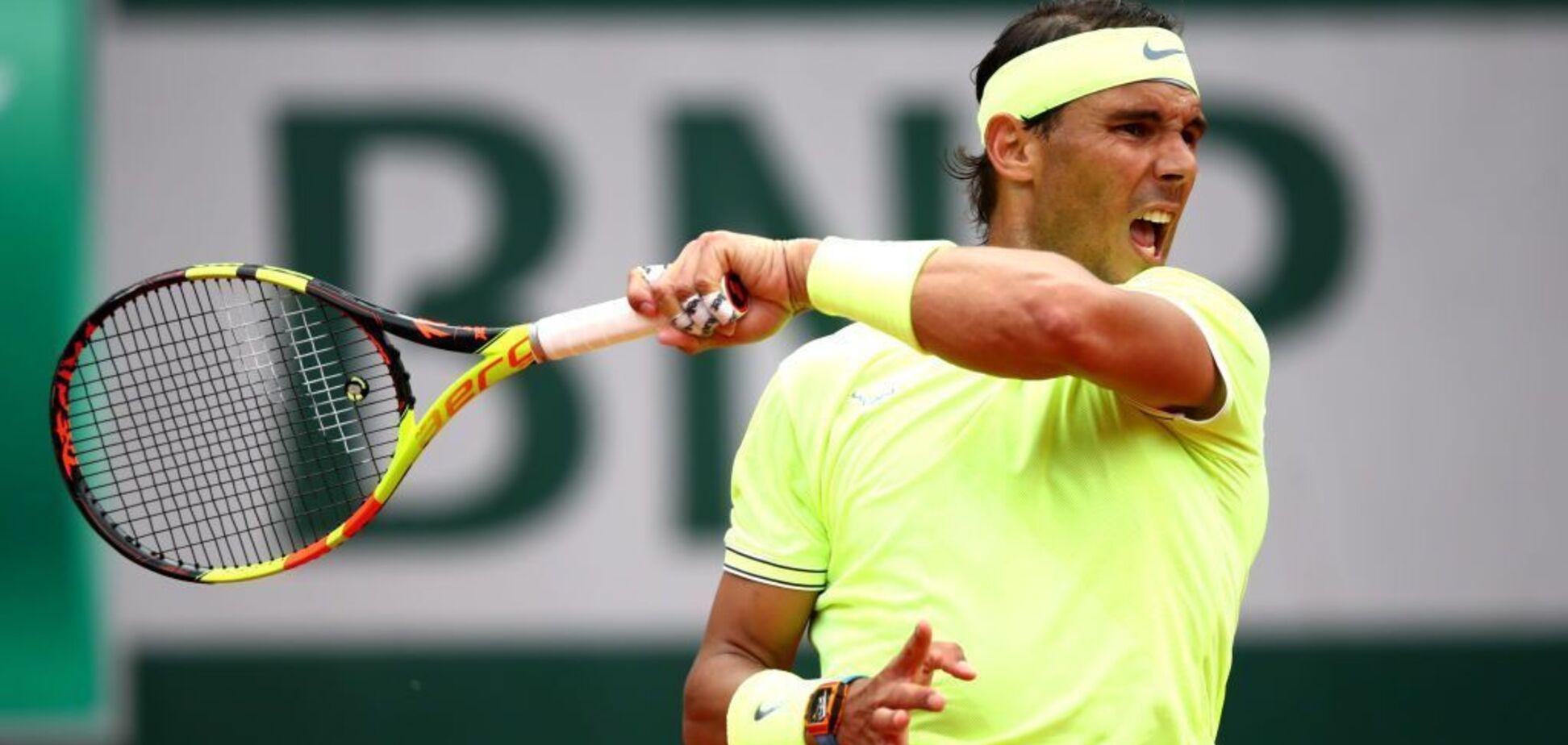 Надаль ухвалив несподіване рішення після перемоги на Roland Garros