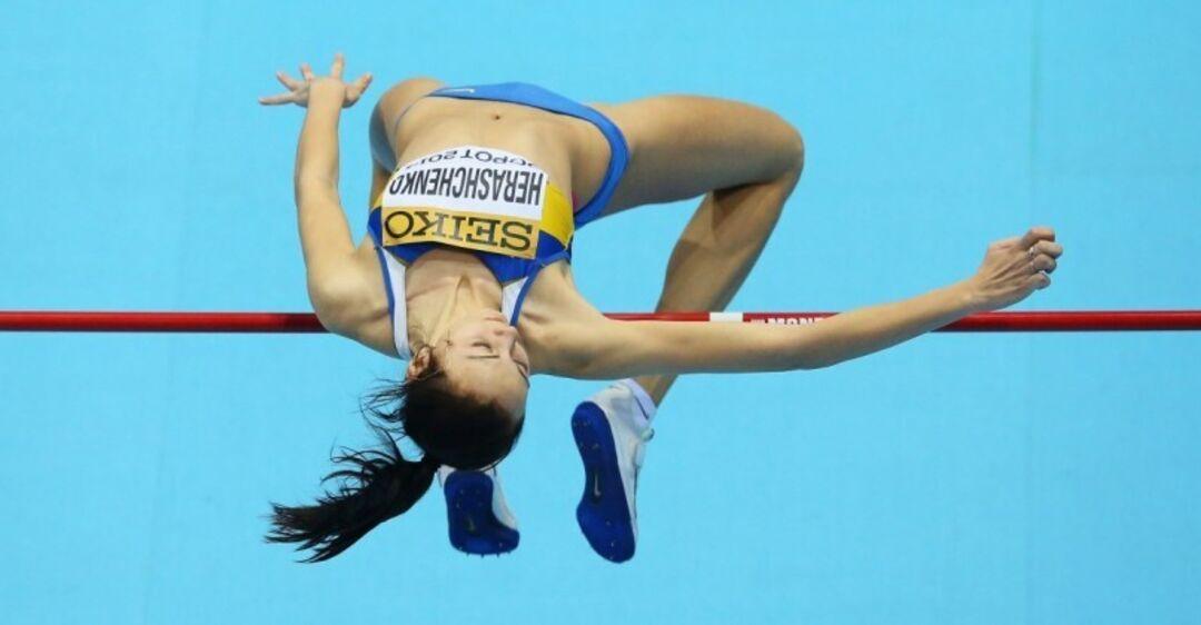Украинская прыгунья с рекордом выиграла турнир в Германии