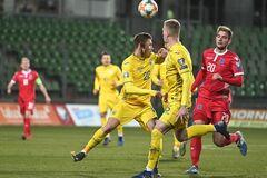 Украина – Люксембург: прогноз на матч отбора Евро-2020