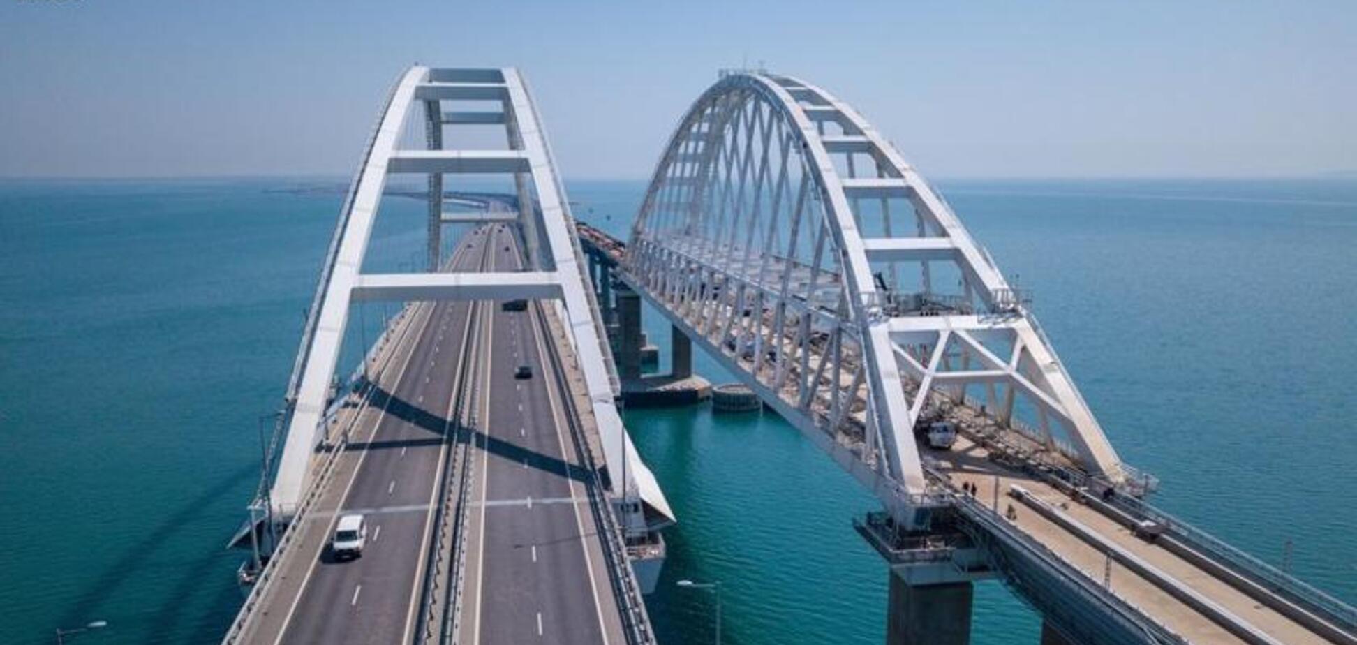Россия резко усилит защиту Крымского моста: что сделали оккупанты