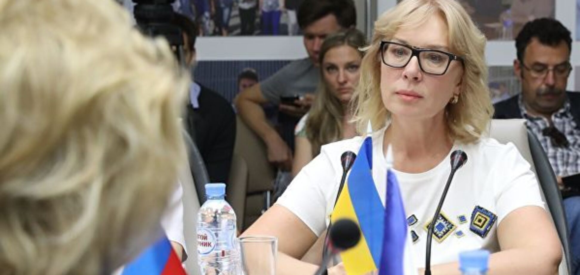 Встреча Денисовой с Москальковой