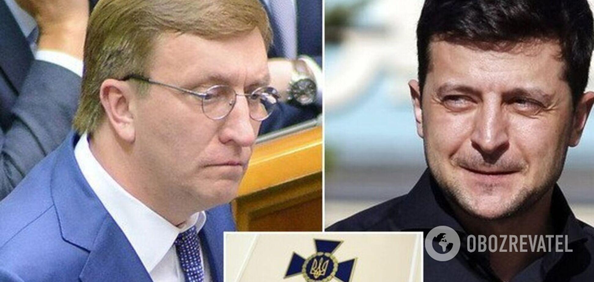 Награжден медалью ФСБ: всплыли объяснения назначенного Зеленским главы внешней разведки