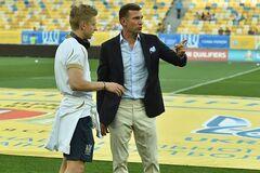 'Претензий нет, единственное...' Шевченко отреагировал на матч с Люксембургом