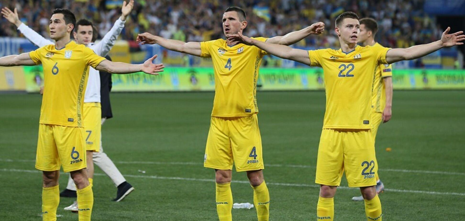 Разгром! Литва – Украина: смотреть онлайн матч отбора Евро-2020