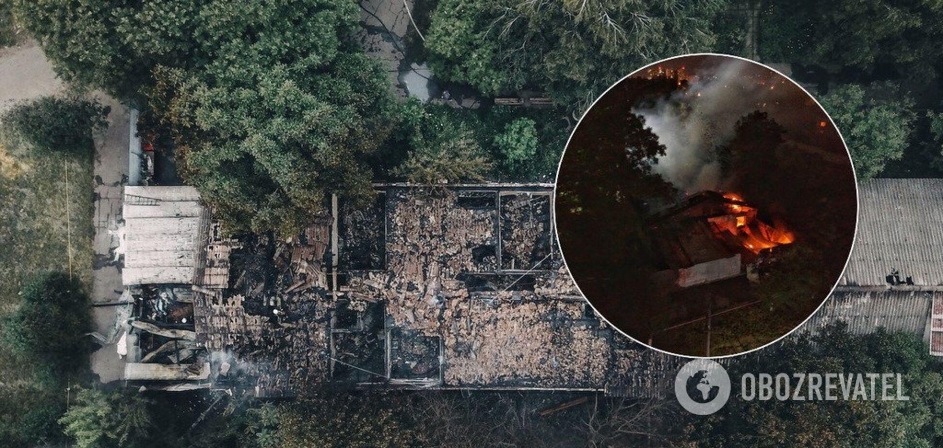 Тела лежали прямо на траве: кто виноват в страшном пожаре в Одессе