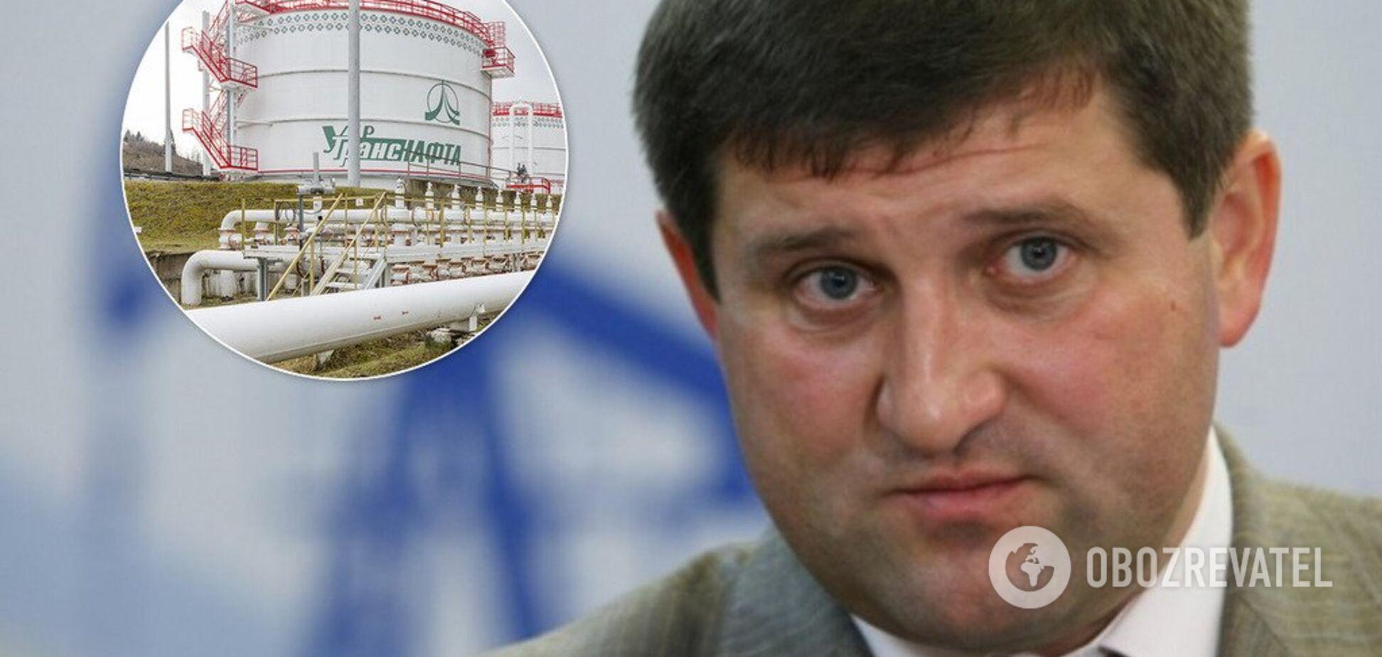Соратник Коломойського хоче повернути собі управління 'Укртранснафтою'