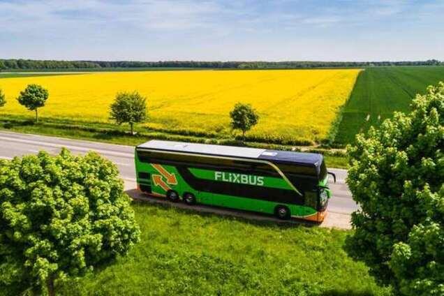 Flixbus зашел на украинский рынок