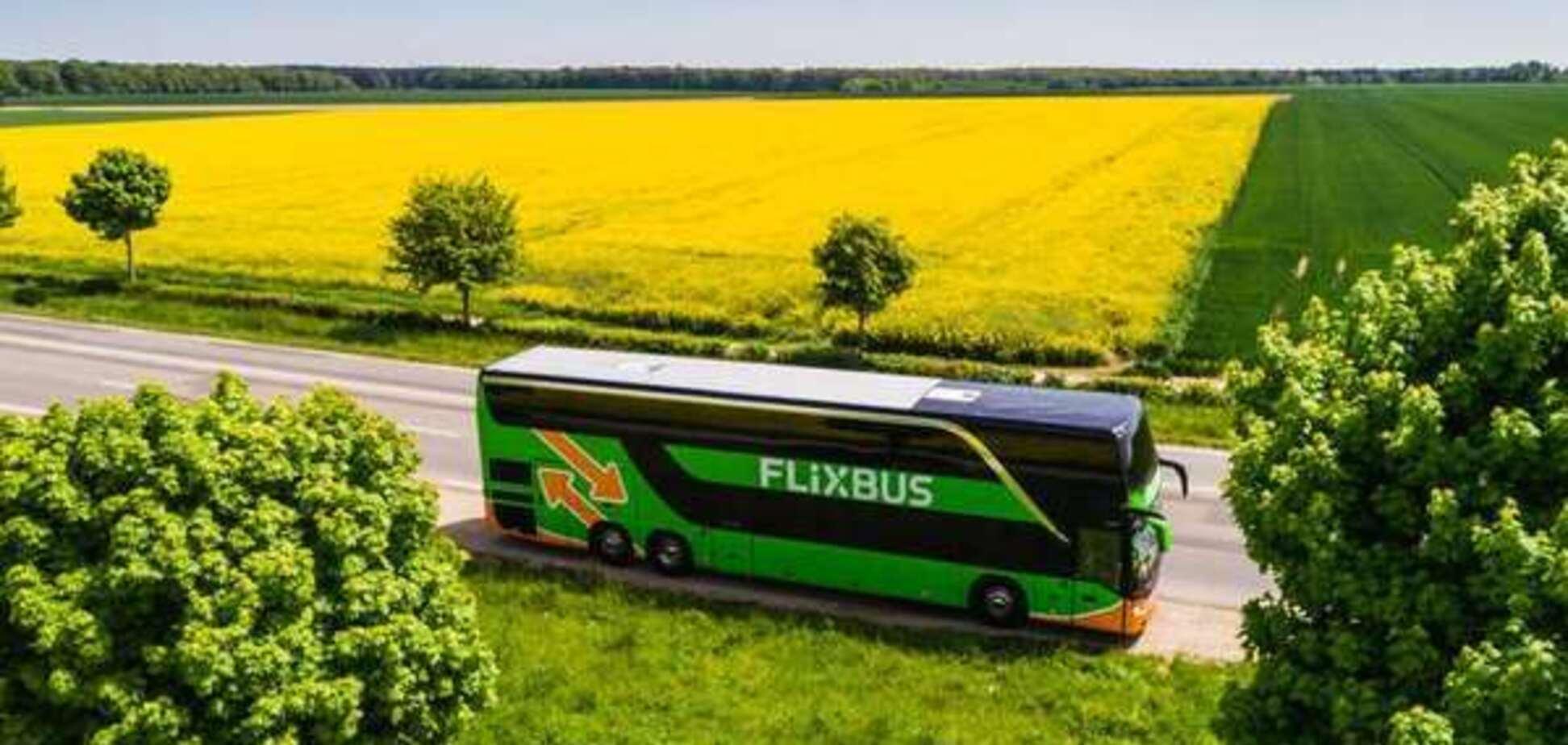 Найбільший автобусний лоукостер Європи з'явився в Україні: ціни та напрямки