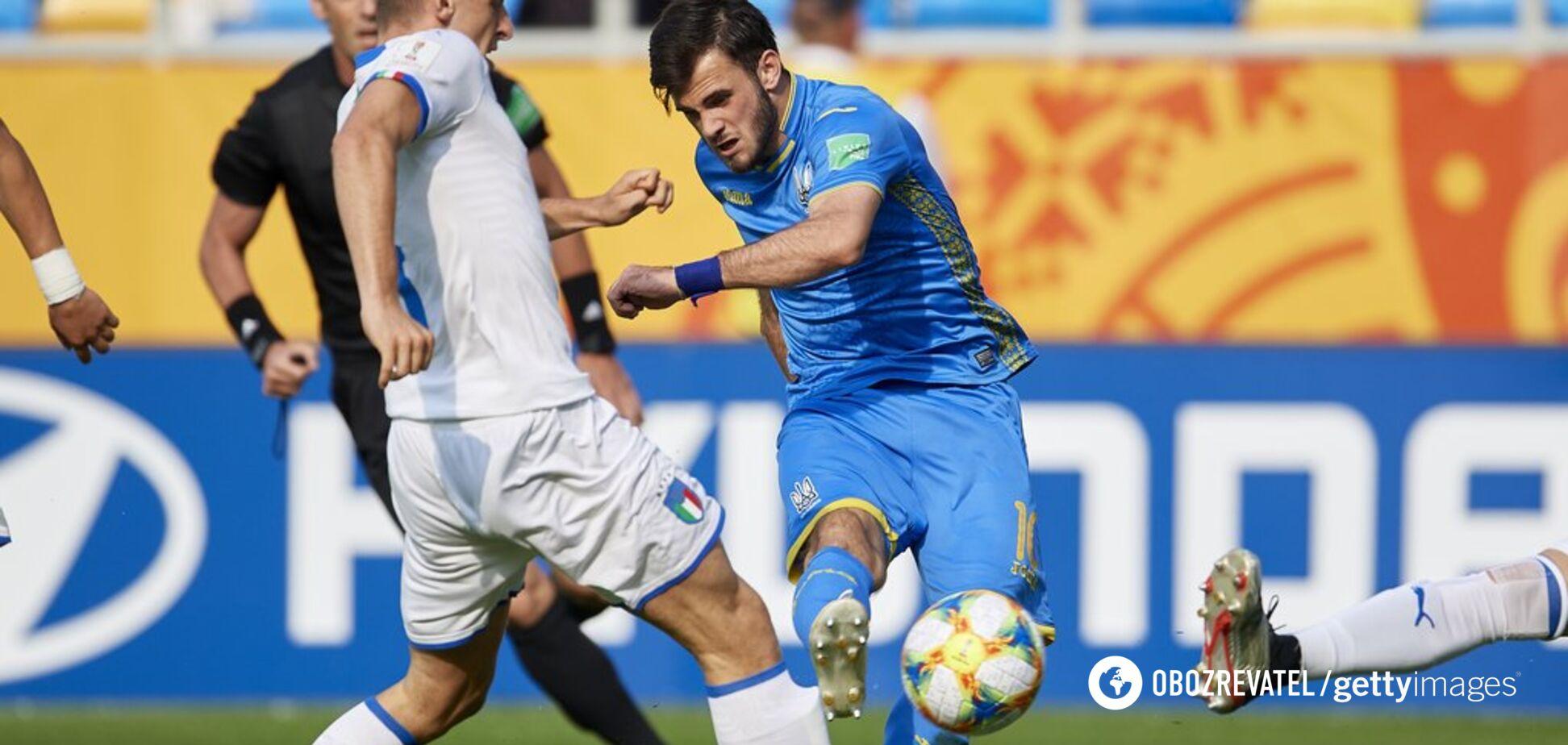 Украина – Южная Корея: назван фаворит финала ЧМ по футболу U-20