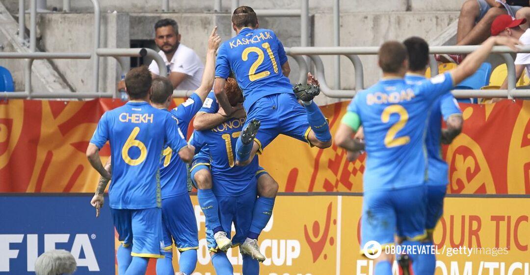 Украина - Италия: обзор полуфинала ЧМ по футболу U-20