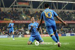Збірна України отримала неймовірні новини перед півфіналом із Італією на ЧС U-20