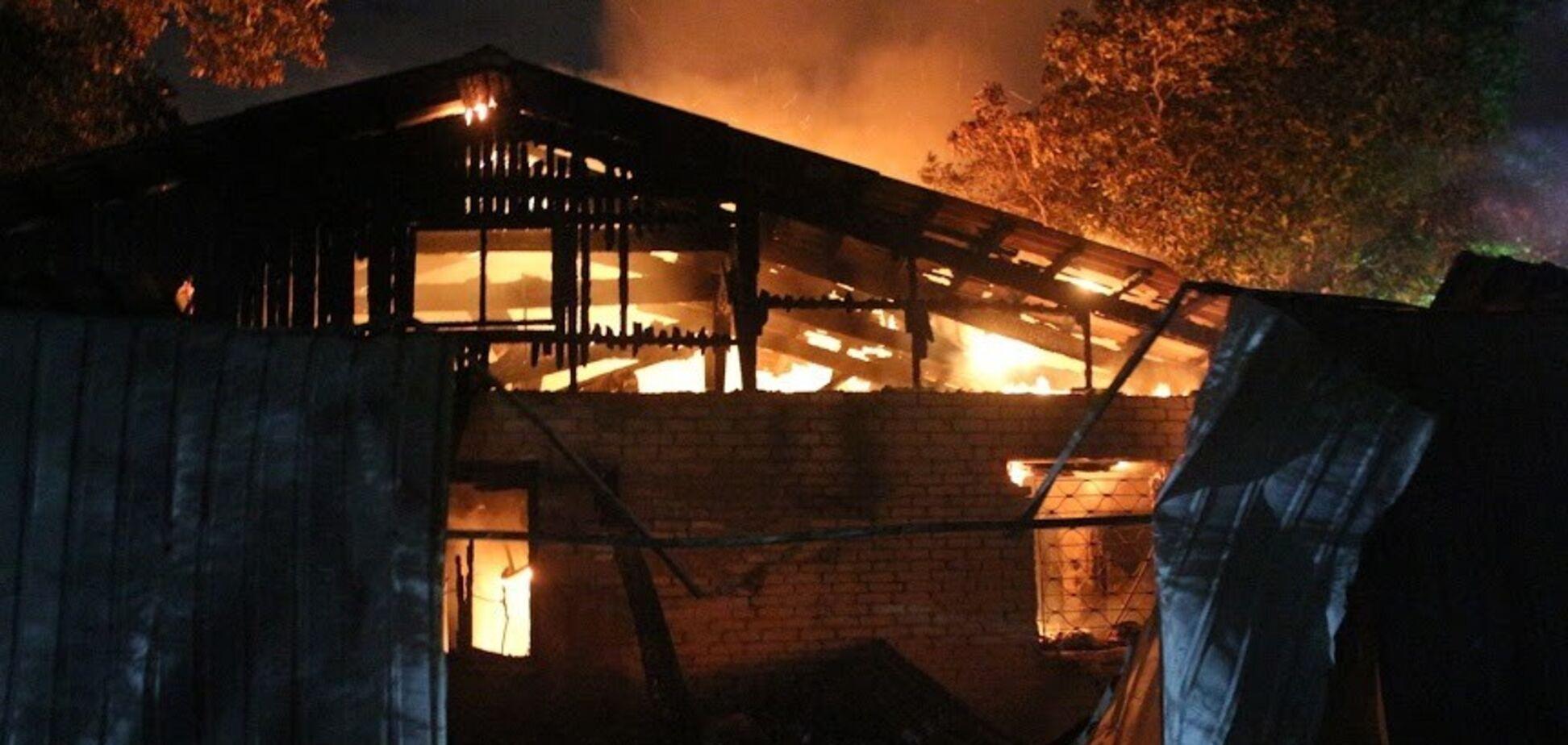 В Одессе пожар охватил психбольницу: люди сгорели заживо. Фото 18+