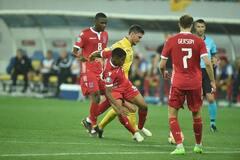 Украина – Люксембург: видео-обзор матча отбора Евро-2020
