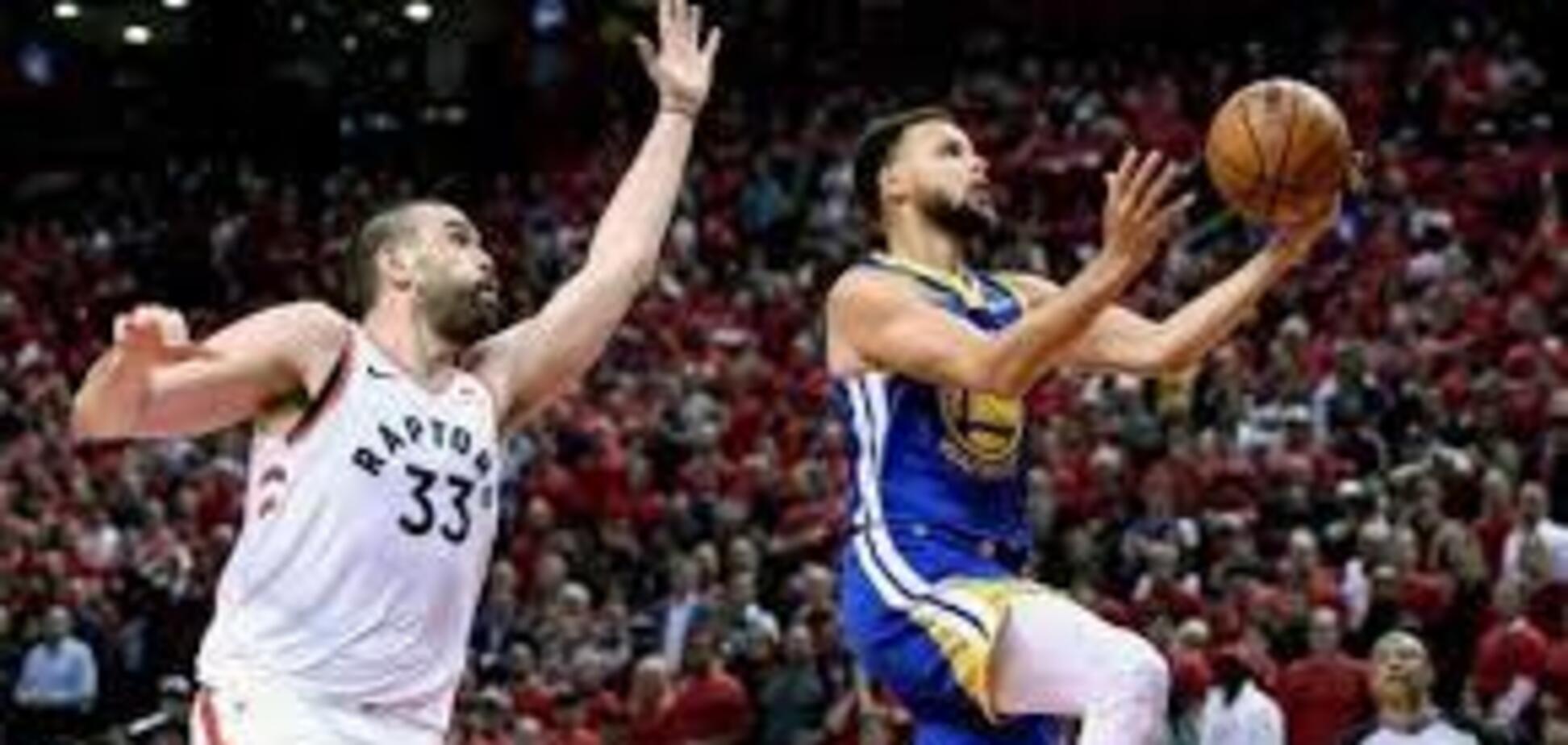 В финале НБА установлен уникальный рекорд