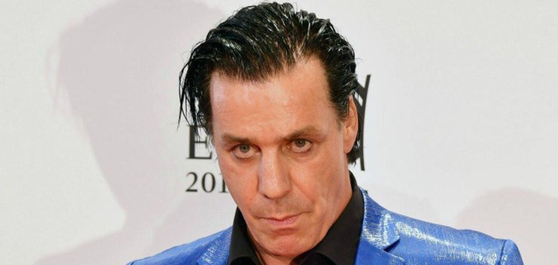 Соліст Rammstein зламав щелепу настирливому прихильнику
