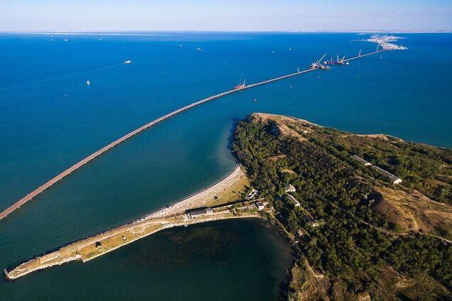 Керченский пролив, Крымский мост